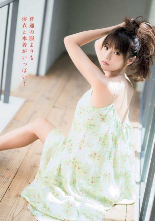 深田恭子グラビア画像056