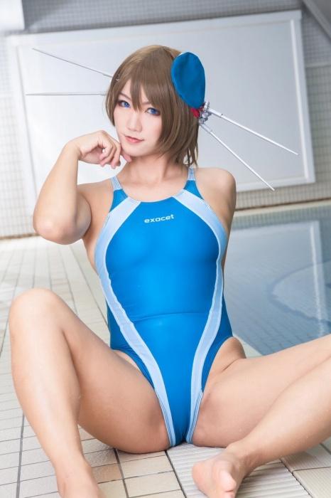 競泳水着 画像001