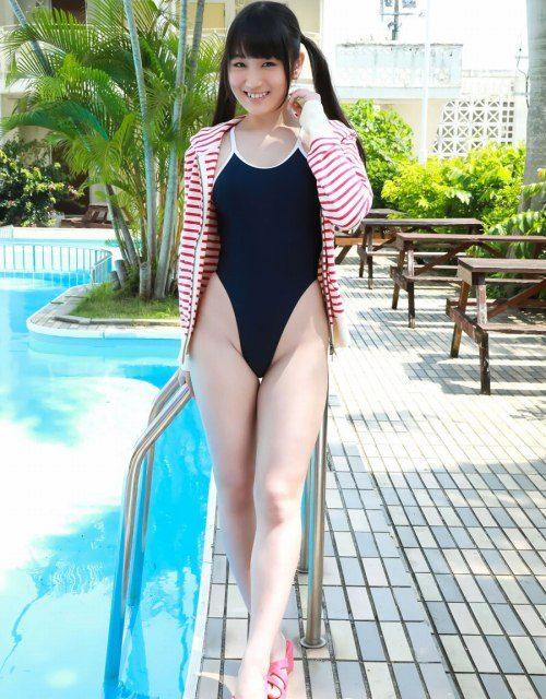 競泳水着 画像020