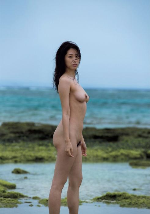 染谷有香 画像004