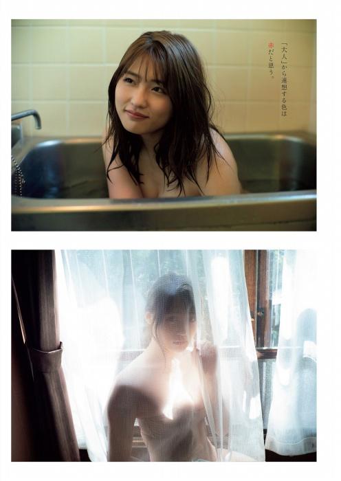 石田桃香 画像002